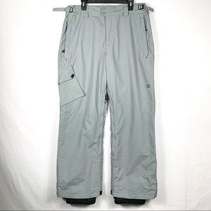 Columbia Convert Base TRX Ski Snow Pants Sz Large